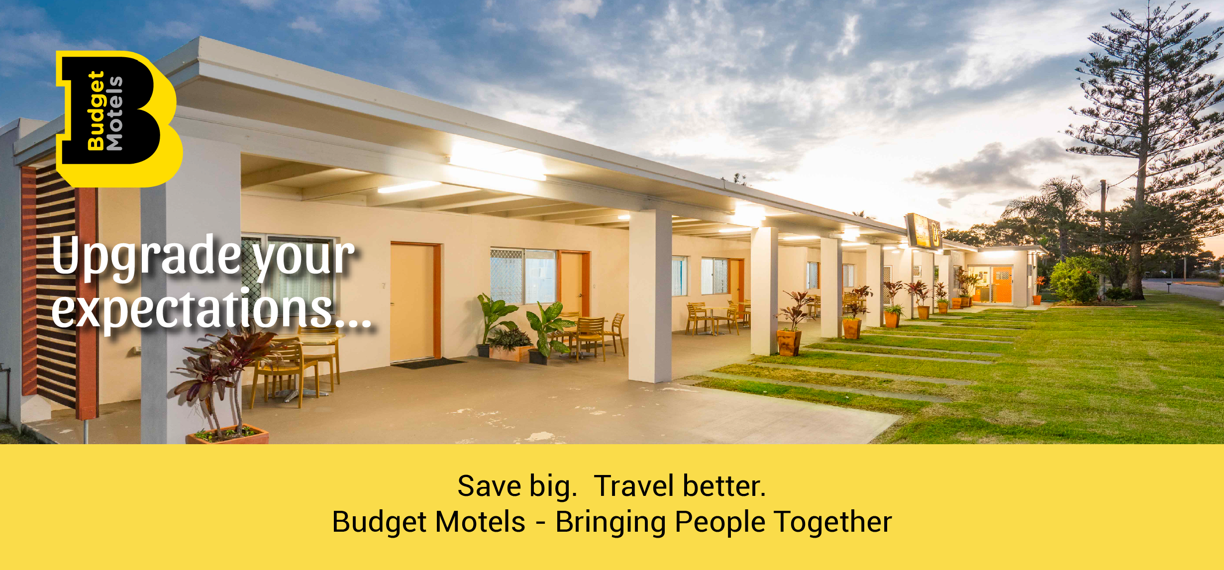 Budget Motels – Affordable Accommodation