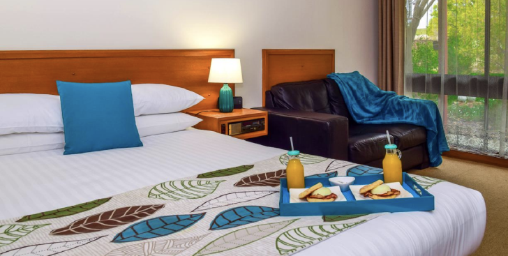Budget Motel Chain - River Country Inn Moama Echuca New South Wales