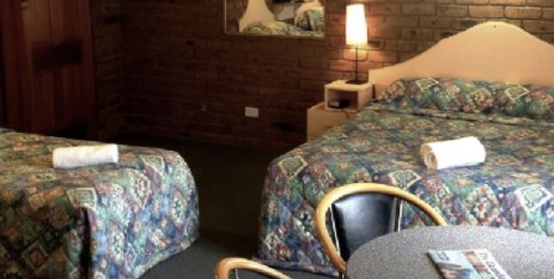 Budget Motel Chain Accommodation Tooleybuc Motel