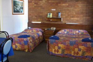 Budget Motel Motel Myall Family Room. Dalby Queensland #HolidayHereThisYear