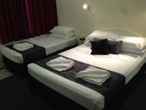 Budget Motels Parkside Motel Morwell