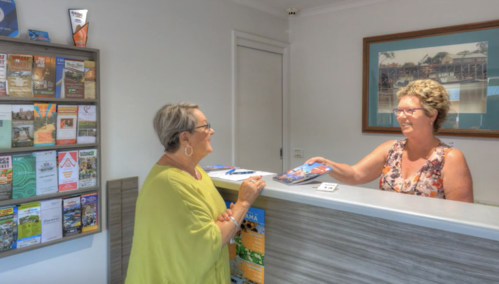 Budget Motel Chain Warm Welcome Friendly Smile Hosts Australian Accommodation Affordable Prices Cheap Rates